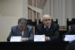 Nicolae Dabija si Vasile Puiu