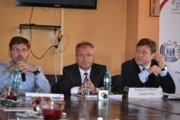 Cosmin Necula, Mihai Platon si Dragos Luchian