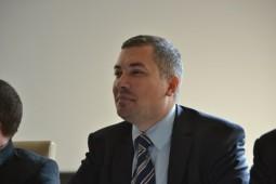 Vlad Hogea pe 1 noiembrie 2014, la Bacau