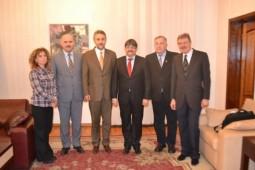 Delegatie Bacau-Ambasada Romaniei