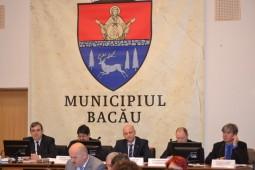 Executivul Primariei Bacau