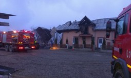 incendiu Manastirea Cucova (11)