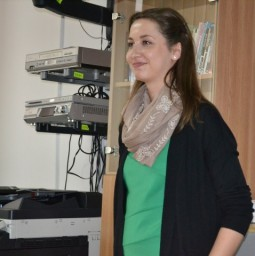 Erika Schultes, Fulbright English Teaching Assistant  (2)