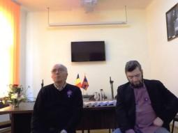 Vartan Arachelian si Vasile Agop