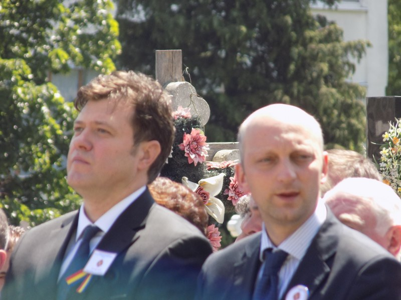 Dragos Luchian si Vasile Tescaru