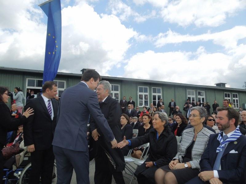 Deputatul bacauan Gabriel Vlase, prezent la comemorarea victimelor ...