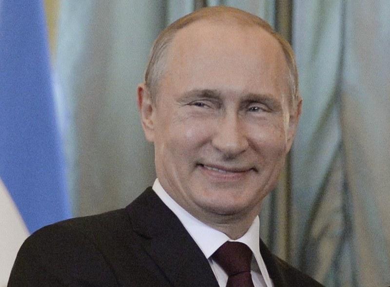 Vladimir Putin -reuters