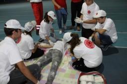 Crucea Rosie Bacau-Sanitarii Priceputi (2)