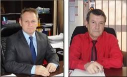 Ion Balcan si Mihai Guramulta