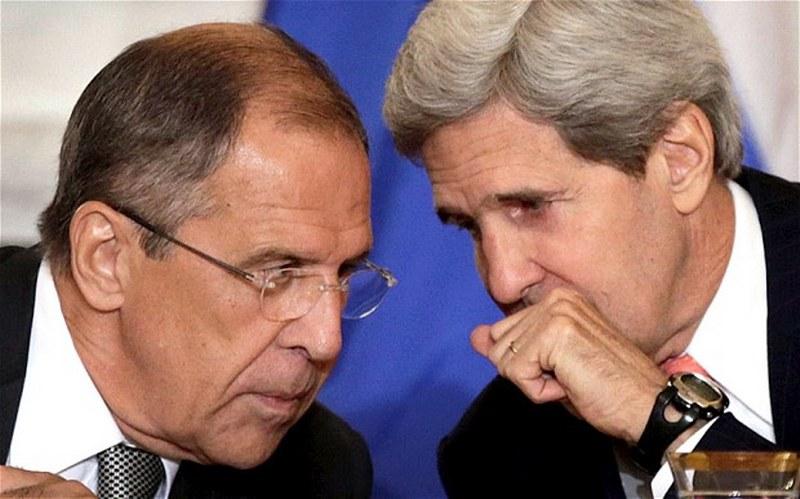 Lavrov-John Kerry