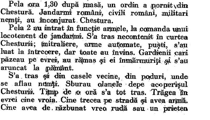 Pogromul de la Iasi, Mircu (2)