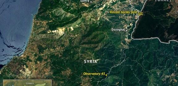 Lupte Siria Latakia