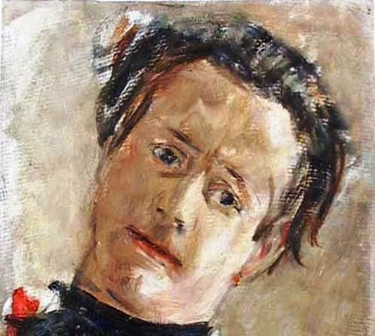 Dimitrie Berea autoportret