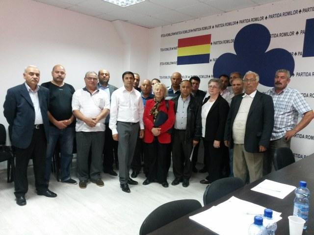Comitet Partida Romilor Bacau
