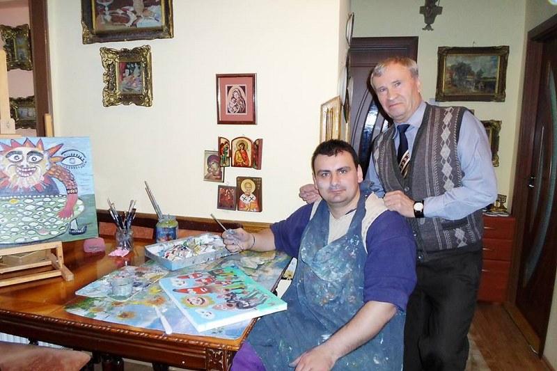 Ioan Maric si Razvan Lacatusu