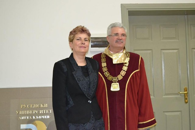 Valentin Nedeff si Mihaela Nedeff