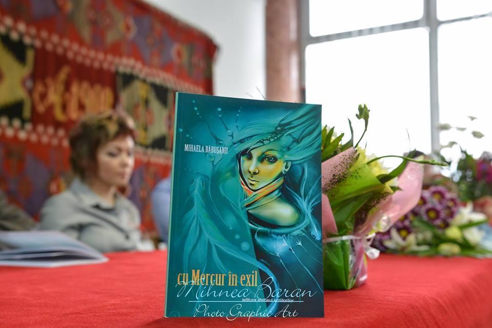 Mihaela Babusanu lansare