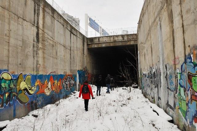 tunel politehnica