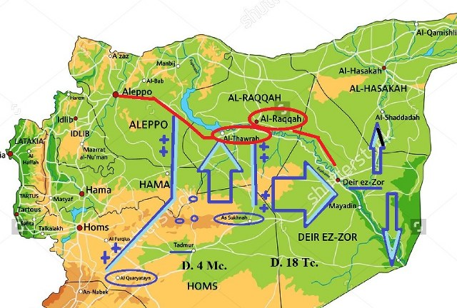 siria armata harta (1)
