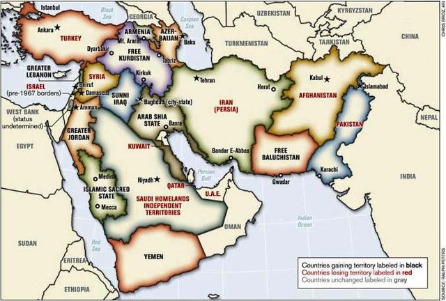 Orientul Mijlociu Asia