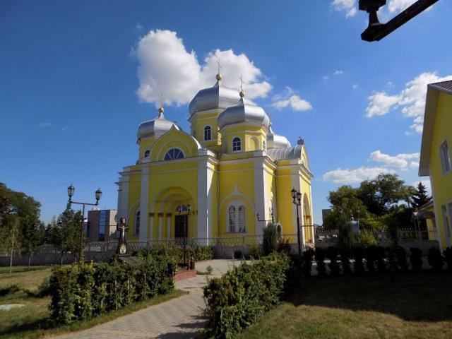 Biserica Gagauzia Comrat